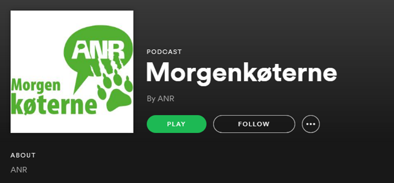 ANR som podcast